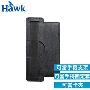 HAWK 浩客 Phone Buddy 3合1 手機卡夾 黑