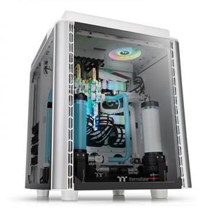 Thermaltake曜越 Level 20 HT 高直立式強化玻璃機殼 雪白版