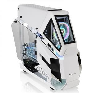 Thermaltake曜越 AH T600 高直立式強化玻璃機殼 雪白版