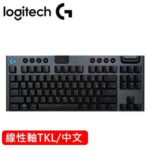 Logitech 羅技 G913 TKL 無線 Linear線性軸遊戲鍵盤