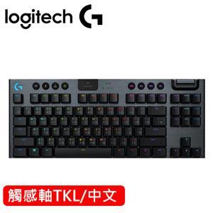 Logitech 羅技 G913 TKL 無線 Tactile觸感軸遊戲鍵盤