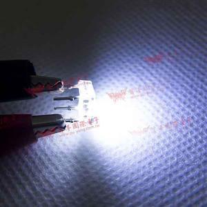 食人魚平面高亮度LED-白光(100pcs入)