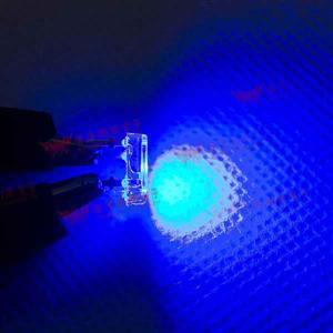 食人魚平面高亮度LED-藍光(100pcs入)