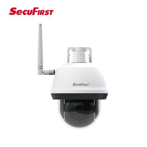 SecuFirst DC-X1 防水FHD自動追蹤無線網路攝影機