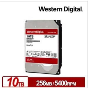WD101EFAX 紅標 10TB 3.5吋NAS硬碟(NASware3.0)