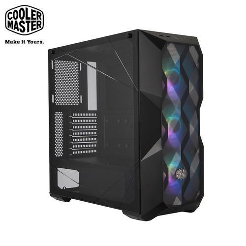Cooler Master MasterBox TD500 Mesh ARGB機殼 黑