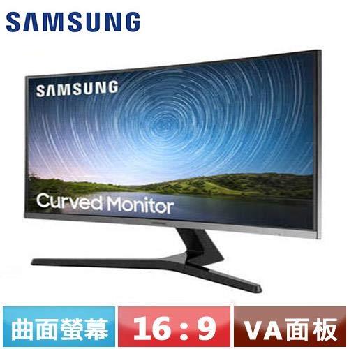 SAMSUNG三星 32型 C32R500FHC 曲面螢幕