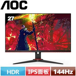 AOC 27G2E 27型 IPS電競螢幕