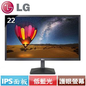 LG 22型 AH-IPS專業液晶螢幕 22MN430M-B