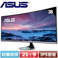 ASUS華碩 38型 超廣曲面液晶螢幕 MX38VC