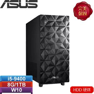 ASUS華碩 H-S340MF-I59400046T 桌上型電腦