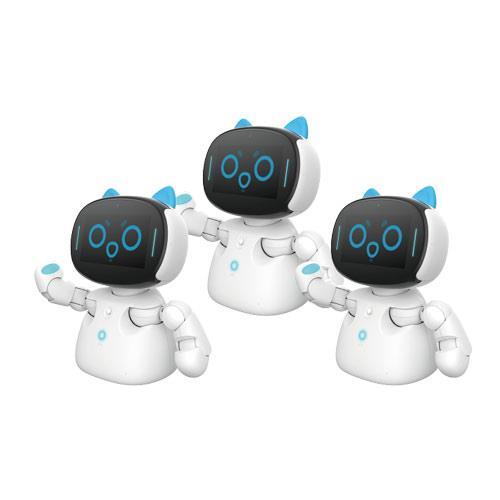 Kebbi Air 凱比機器人-三頭六臂「凱比」天團