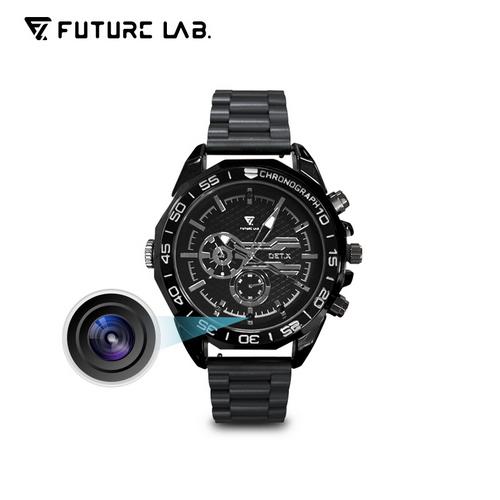 Future Lab.未來實驗室 DET.X 特務攝像腕錶