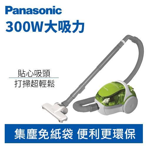 Panasonic 國際牌 MC-CL630 雙氣旋集塵免紙袋吸塵器