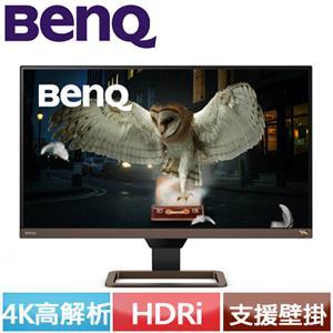 R1【福利品】BENQ EW2780U 27型 4K HDRi類瞳孔螢幕