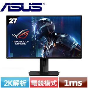 R1【福利品】ASUS華碩 27型 PG278QE 2K G-Sync電競螢幕
