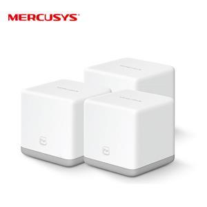 MERCUSYS(水星) 300 Mbps 全家庭式 Mesh 無線路由器Halo S3(三入)