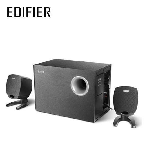 EDIFIER R201TIII 三件式重低音喇叭 黑色