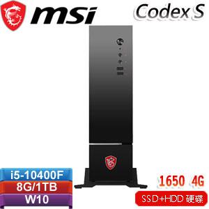 MSI微星 MAG Codex S 10SA-204TW 13L輕薄電競桌機