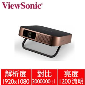 ViewSonic M2 無線微型投影機 1200A