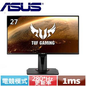 R2【福利品】ASUS華碩 TUF Gaming 27型 VG279QM HDR 電競螢幕.