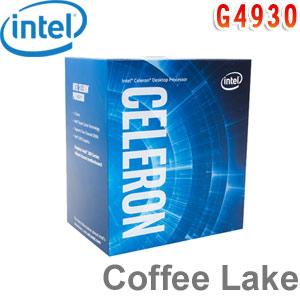 Intel英特爾 Celeron G4930 處理器
