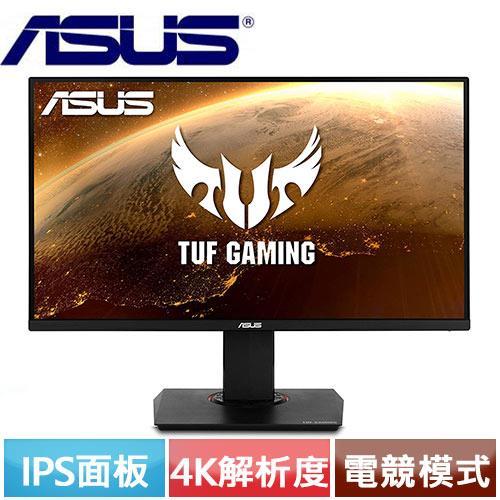 R1【福利品】ASUS華碩 28型 TUF Gaming 4K 電競螢幕 VG289Q.