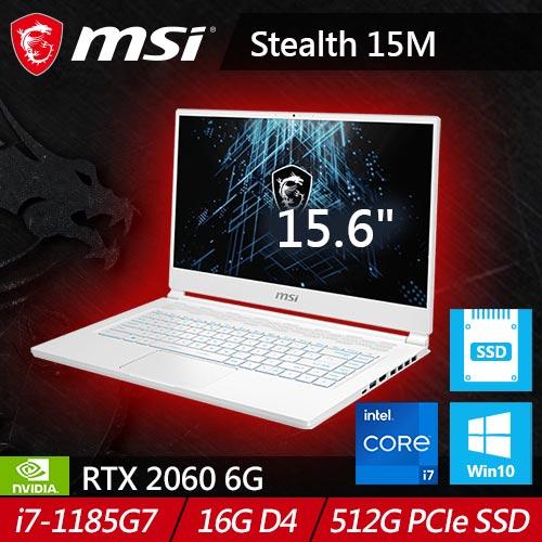 Stealth 15M A11UEK-088TW 15.6吋電競筆電