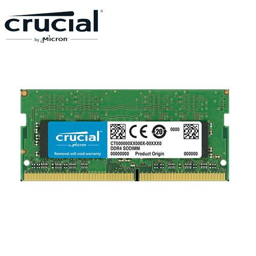 Micron Crucial NB-DDR4 3200/16G 筆記型RAM(原生)