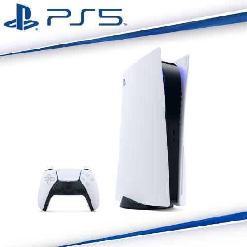 【限時搶購】SONY PS5 標準光碟版主機-CFI-1018A01