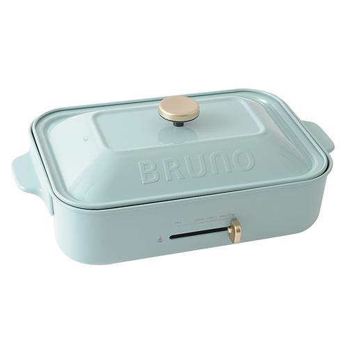 BRUNO BOE021 多功能電烤盤 土耳其藍