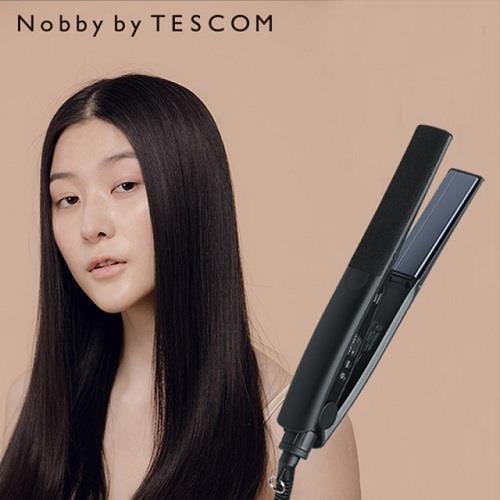 TESCOM NIS3100TW 日本專業沙龍 修護離子平板夾 夜空黑