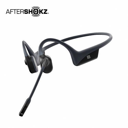 AfterShokz骨傳導 ASC100 骨傳導藍牙耳機-曜石黑