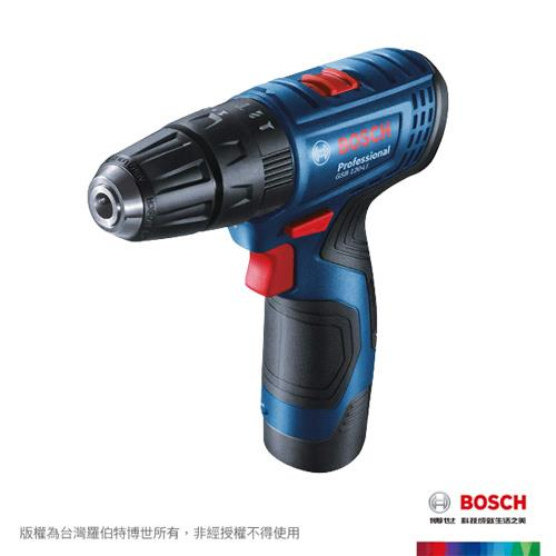 Bosch 12V 鋰電電鑽/起子機 GSR 120-LI (06019G80C1)