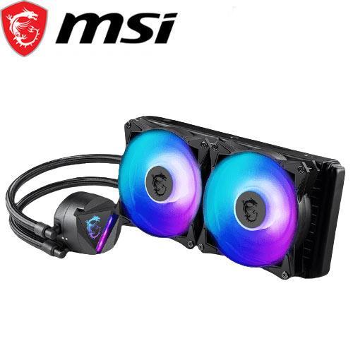 MSI微星 MAG CORELIQUID 280R 一體式水冷散熱器