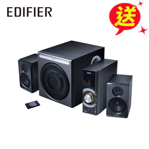 Edifier C3 漫步者 低音愛好者 三件式喇叭