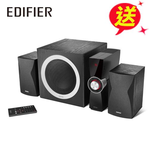 Edifier C3X 漫步者 低音愛好者 三件式喇叭